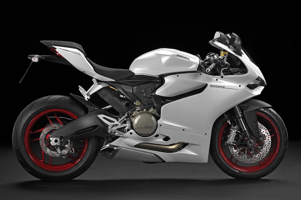Ducati 899 Panigale Motorcycle