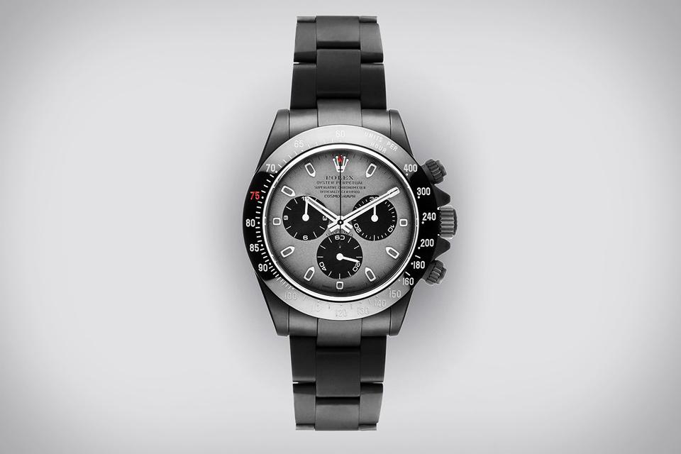 Henry Singer x Bamford Custom Rolex Daytona Watch