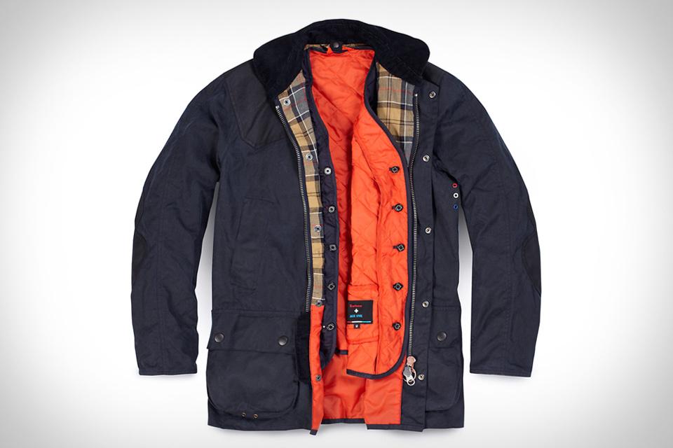 Jack Spade x Barbour Hopper Jacket