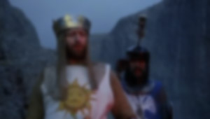 Modern Monty Python And The Holy Grail