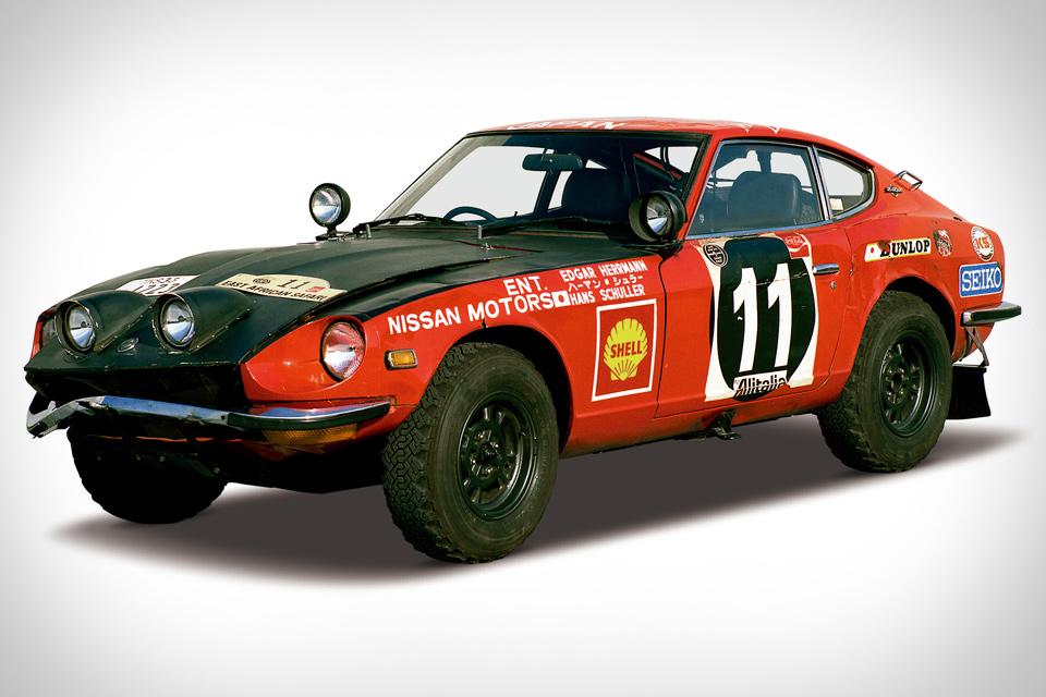 Nissan Safari Rally Z