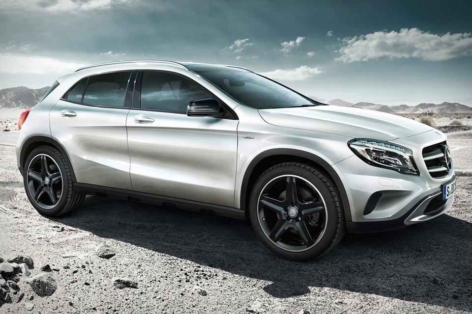 2014 Mercedes GLA Edition 1