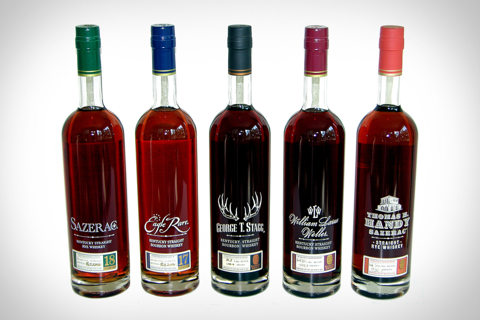 Used Cars Buffalo >> Buffalo Trace Antique Collection Bourbon | Uncrate
