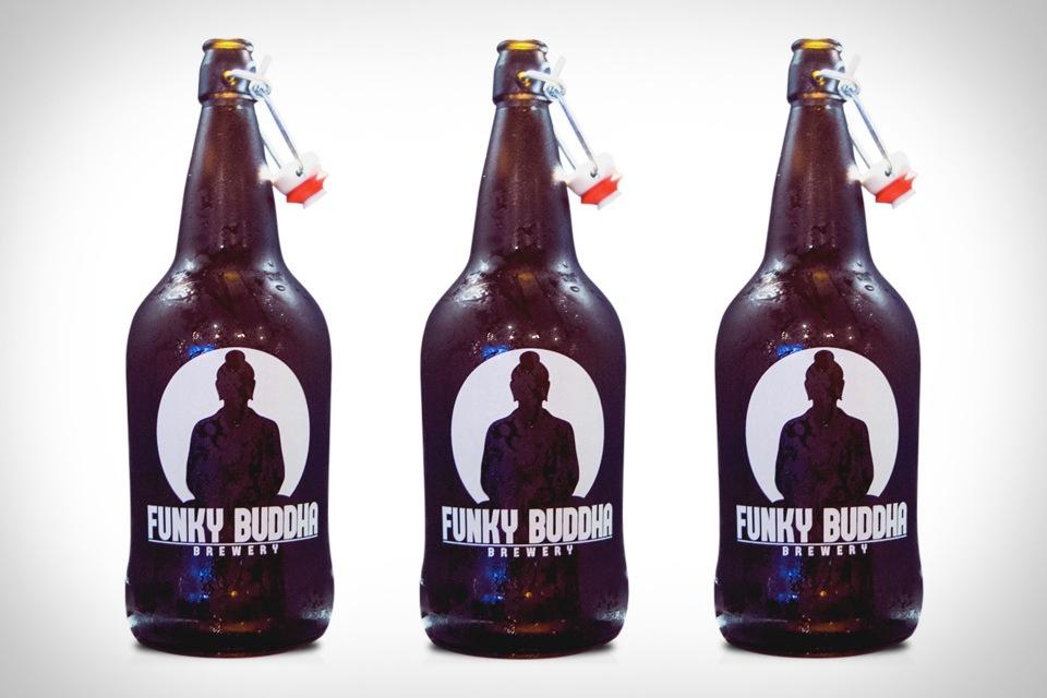 Funky Buddha No Crusts PB&J Beer