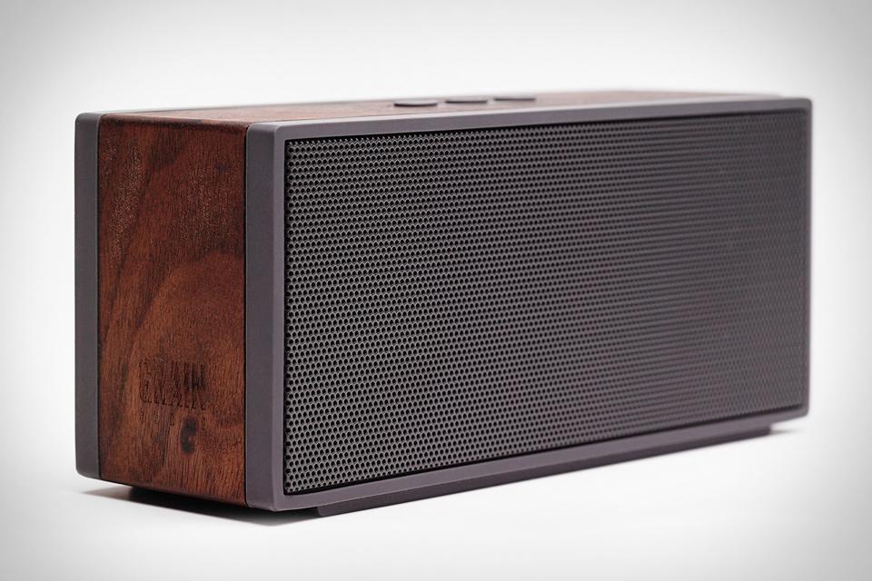 Creative product designs #45- Grain Audio Packable Wireless Speaker