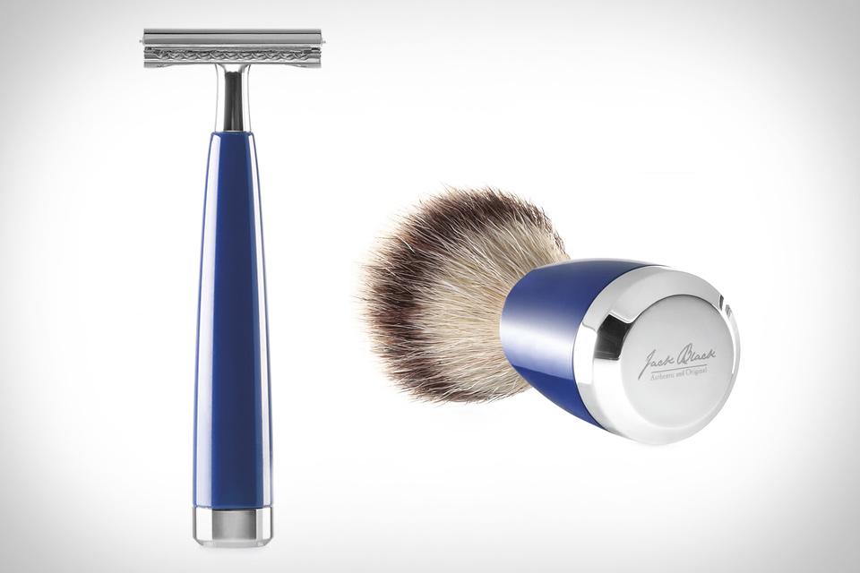 Jack Black x Muhle Safety Razor & Shave Brush