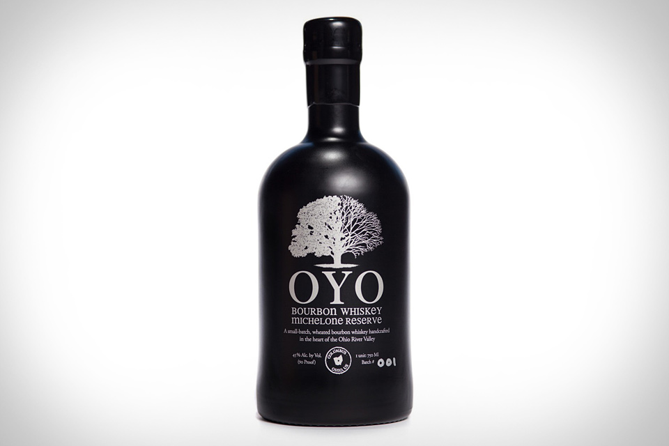 OYO Michelone Reserve Bourbon Whiskey