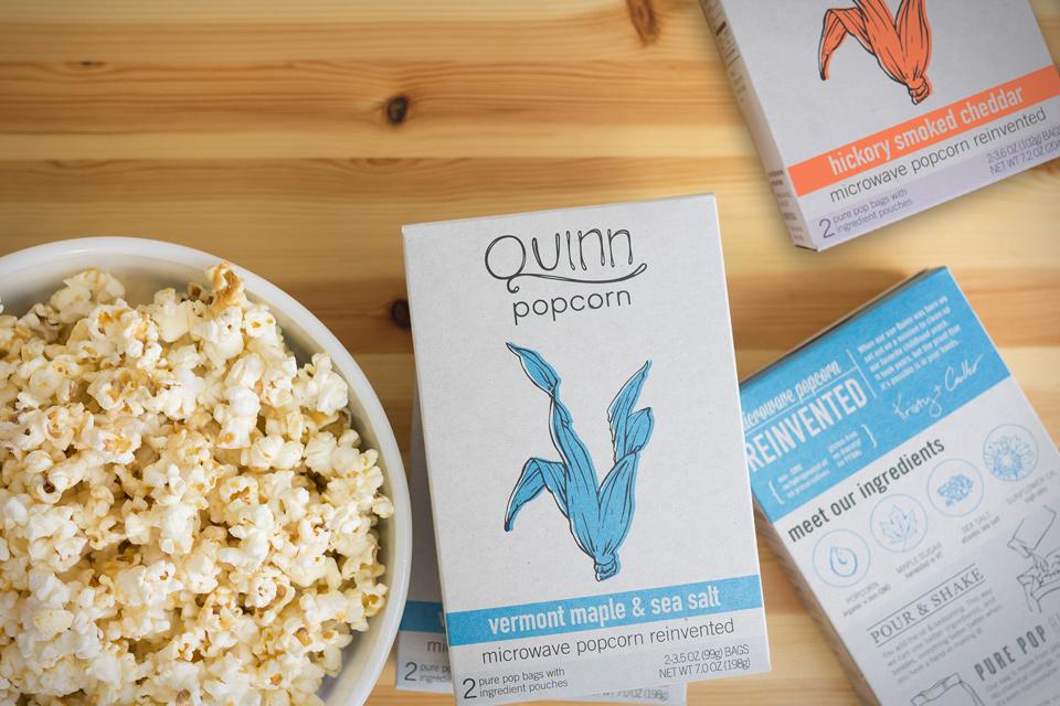 Quinn Popcorn