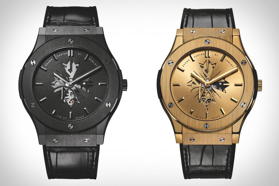 Shawn Carter x Hublot Classic Fusion Watch