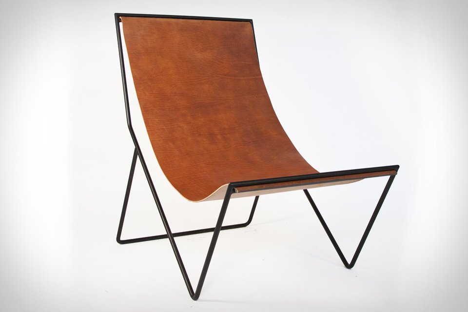 Sit & Read Sling Chair
