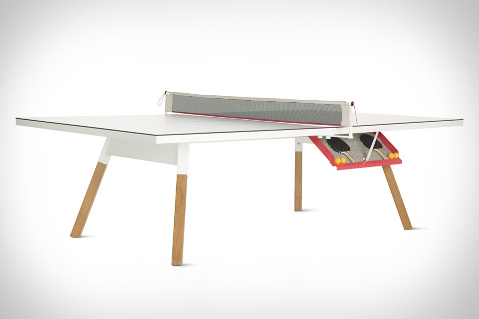 Bola Ping Pong Table | Uncrate