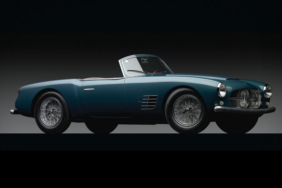 1955 Maserati A6G/2000 Spyder