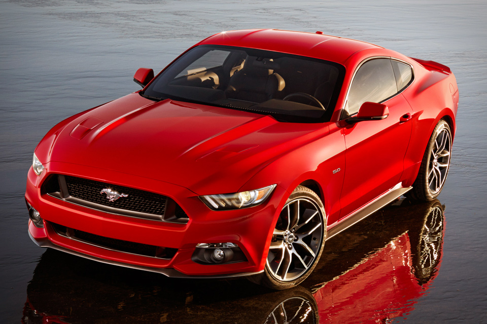 2015 Ford Mustang | Uncrate
