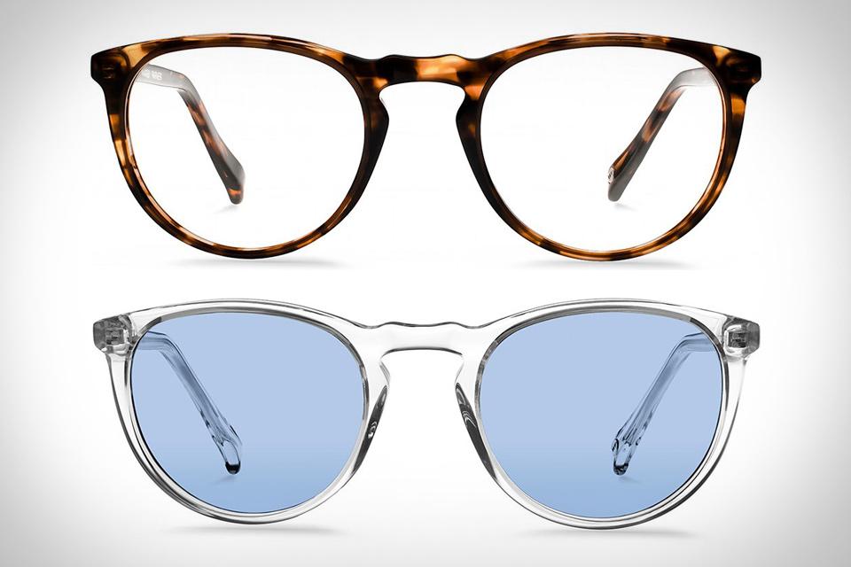 Beck x Warby Parker Eyeglasses