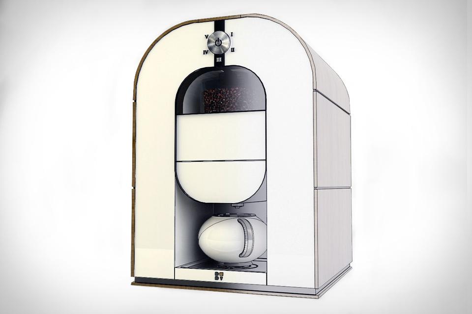 Bonaverde Roast-Grind-Brew Coffee Machine