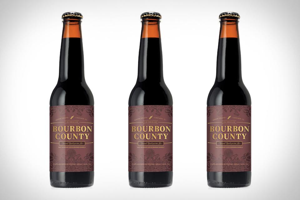 Goose Island Bourbon County Barleywine Beer
