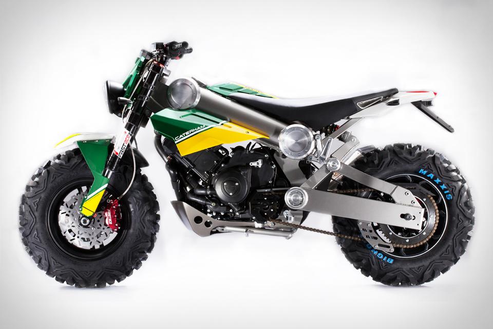 Caterham Brutus 750 Motorcycle