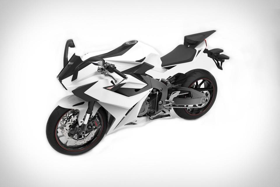 Chak Molot Motorcycle
