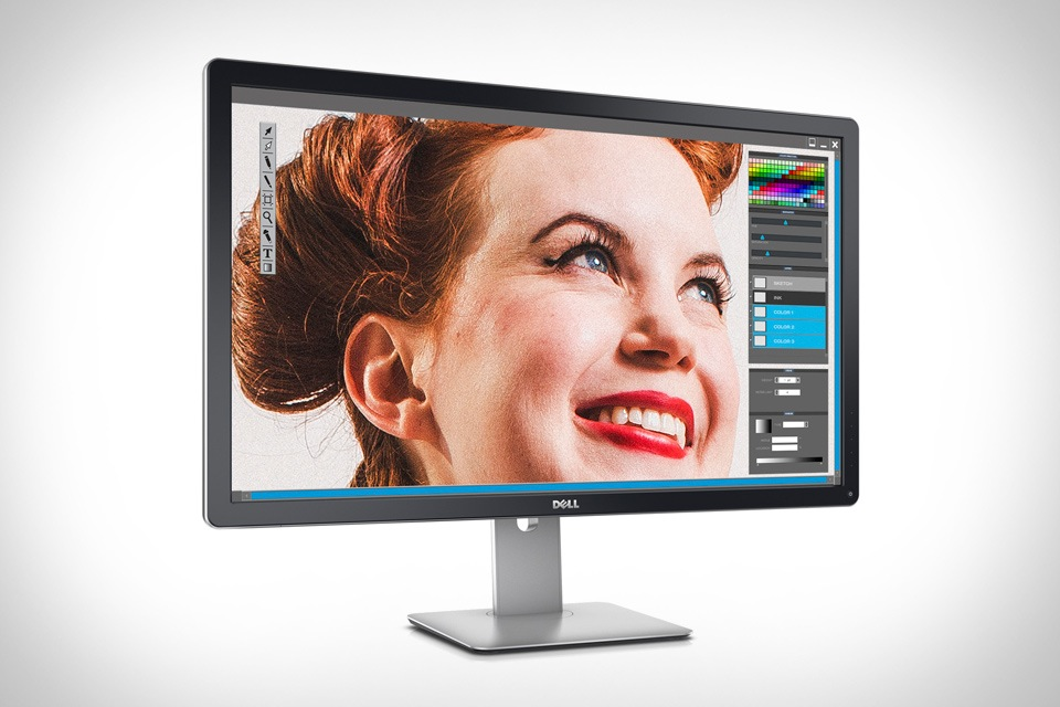 Dell UltraSharp UltraHD 4K Monitor