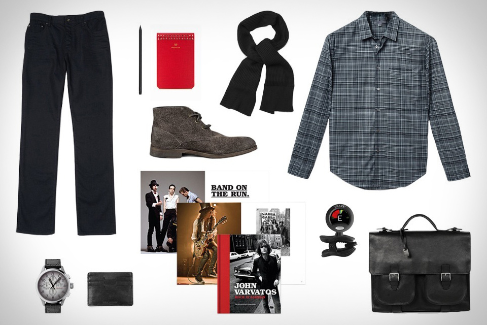 Garb: Student of Rock