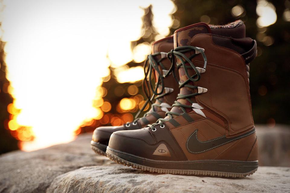 Nike x Poler Vapen Snowboard Boots