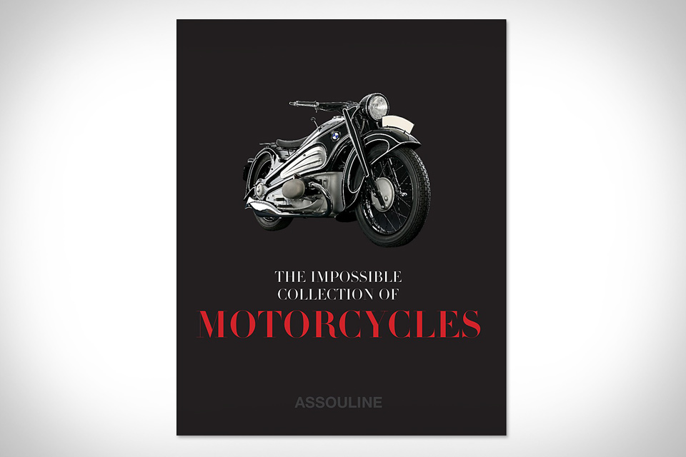 The Impossible Collection of Motorcycles | Uncrate