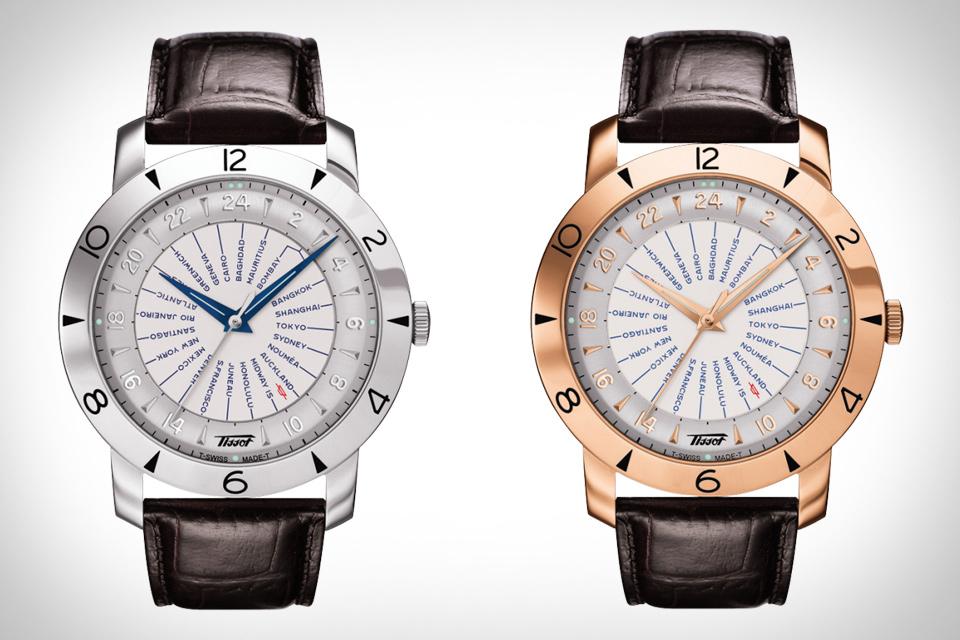 Tissot Heritage Navigator 160th Anniversary Watch