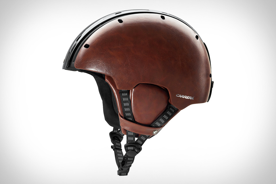 Carrera Foldable Snow Helmet