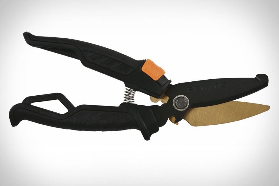 Fiskars Shop Boss Hardware Snip