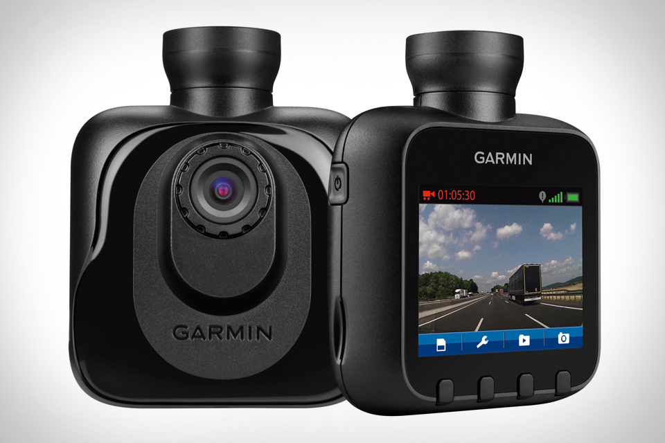 how to set date on dash cam