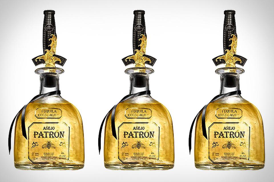 Patrón Añejo Limited Edition