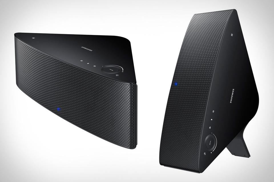 Samsung Shape Speaker System Uncrate