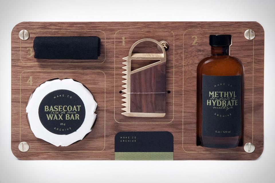 surfboard grooming kit uncrate. Black Bedroom Furniture Sets. Home Design Ideas