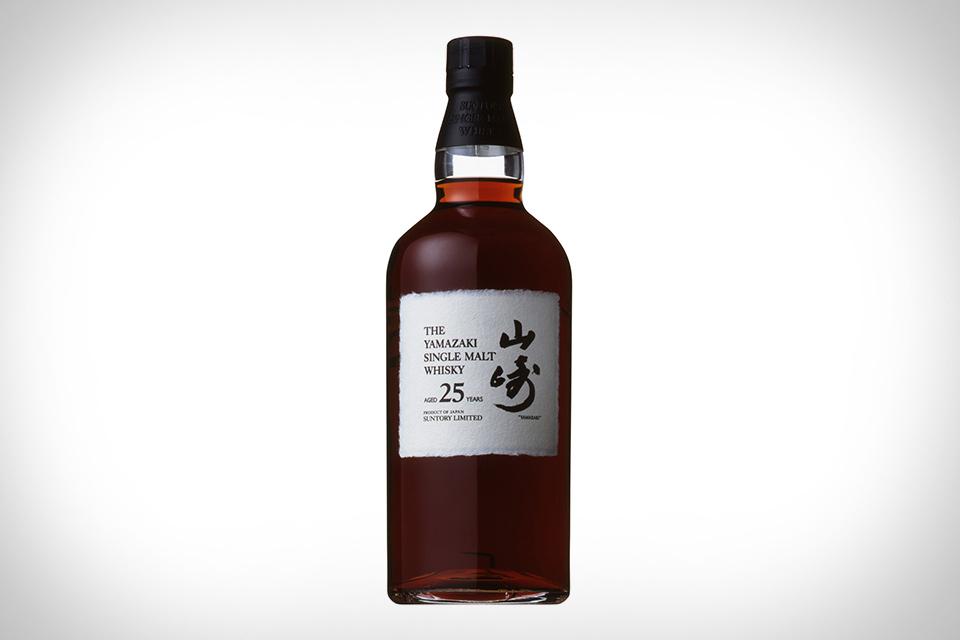 Suntory Yamazaki 25 Whiskey
