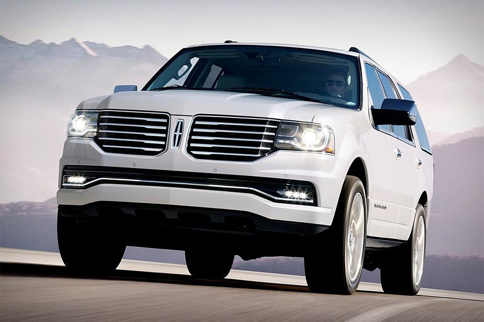 2015 Lincoln Navigator | Uncrate