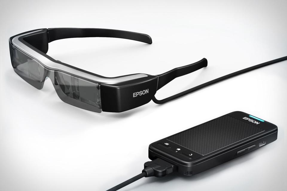 Epson Moverio BT-200 Glasses