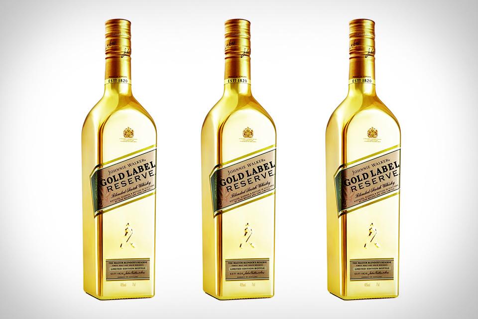 Johnnie Walker Gold Reserve Scotch Whiskey