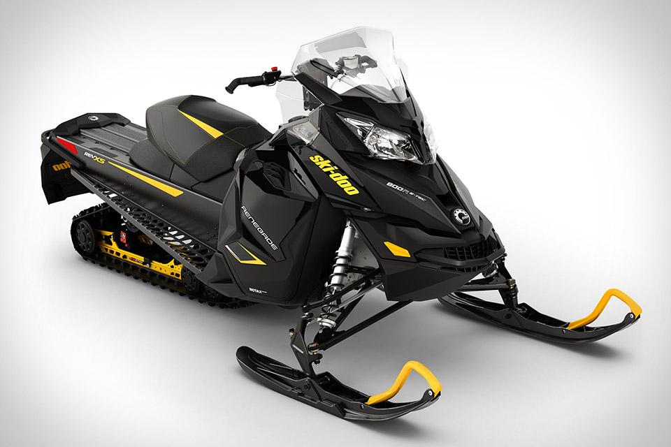 Ski-Doo Renegade Adrenaline Crossover Snowmobile