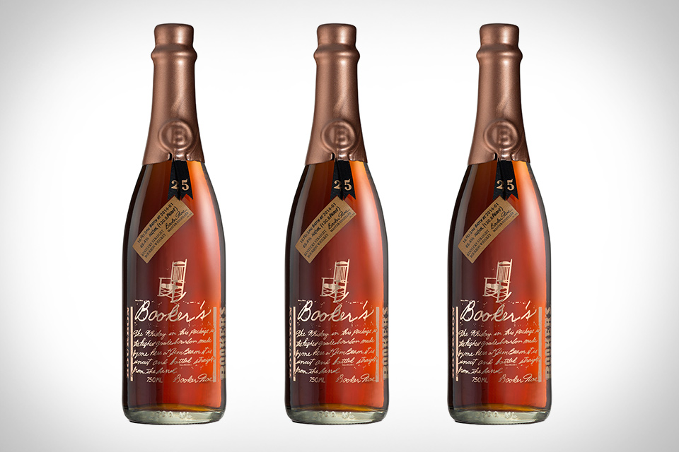 Booker's 25th Anniversary Bourbon