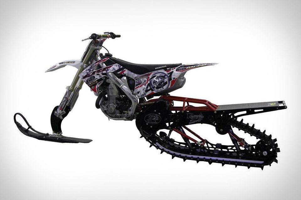 Snow Bike Kit