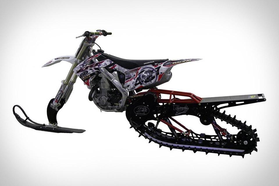 Snow Bike Kit