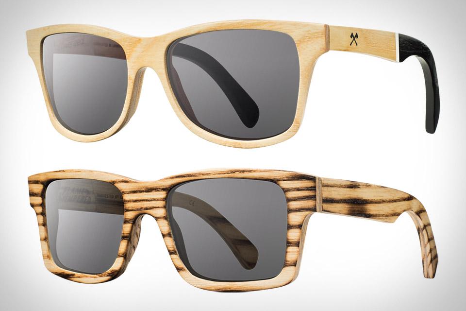 Shwood Louisville Slugger Sunglasses