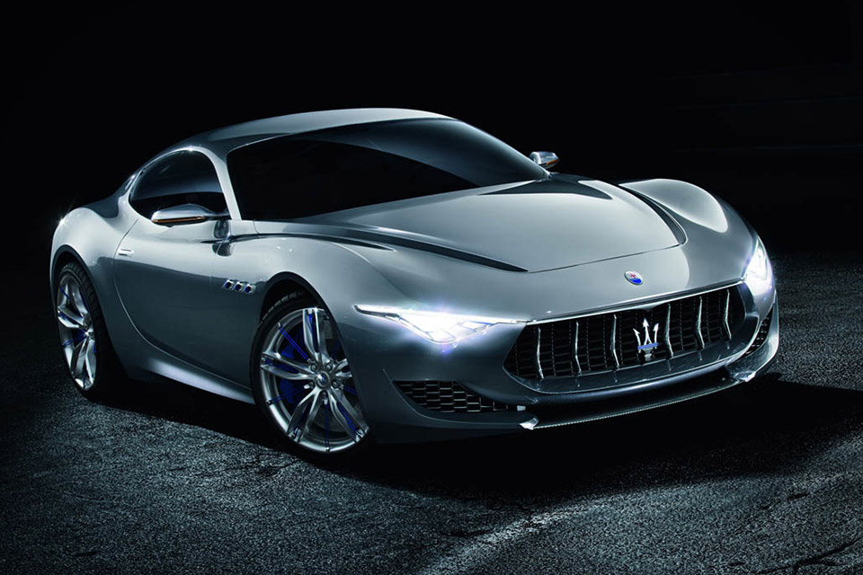 Maserati Alfieri Concept | Uncrate