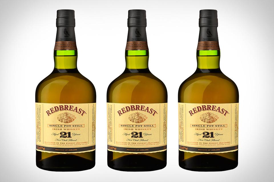 Redbreast 21 Irish Whiskey