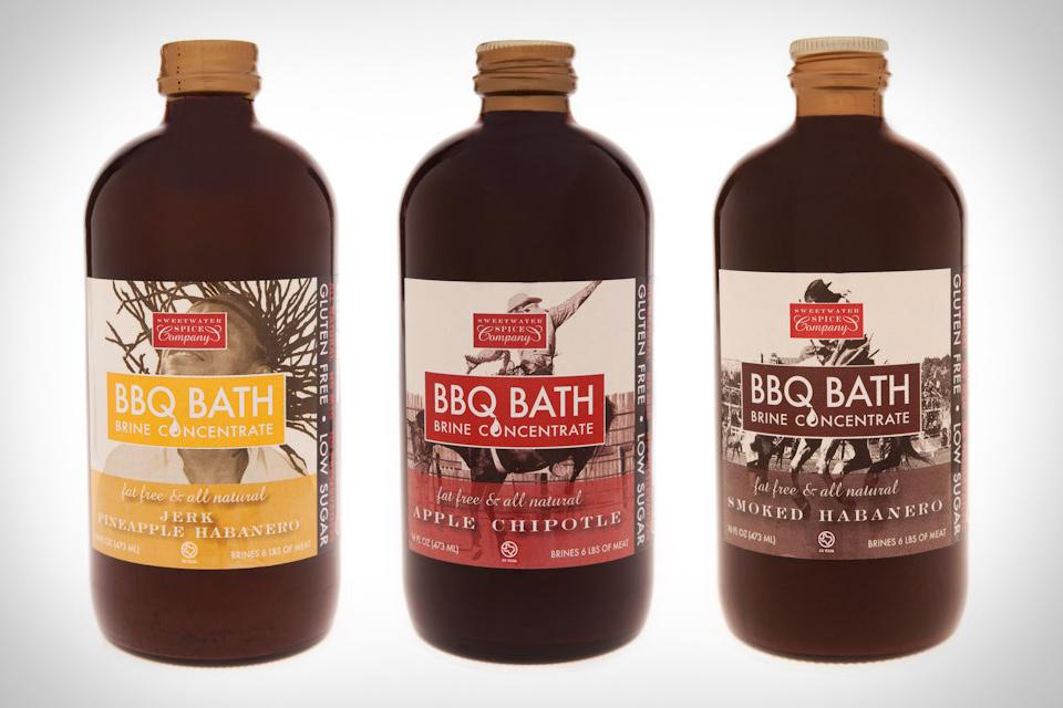 BBQ Bath