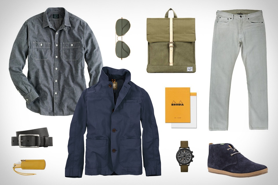 Garb: City Escape