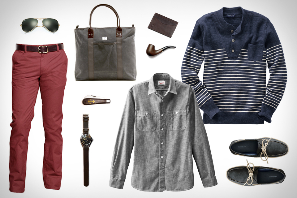 Garb: On Maritime