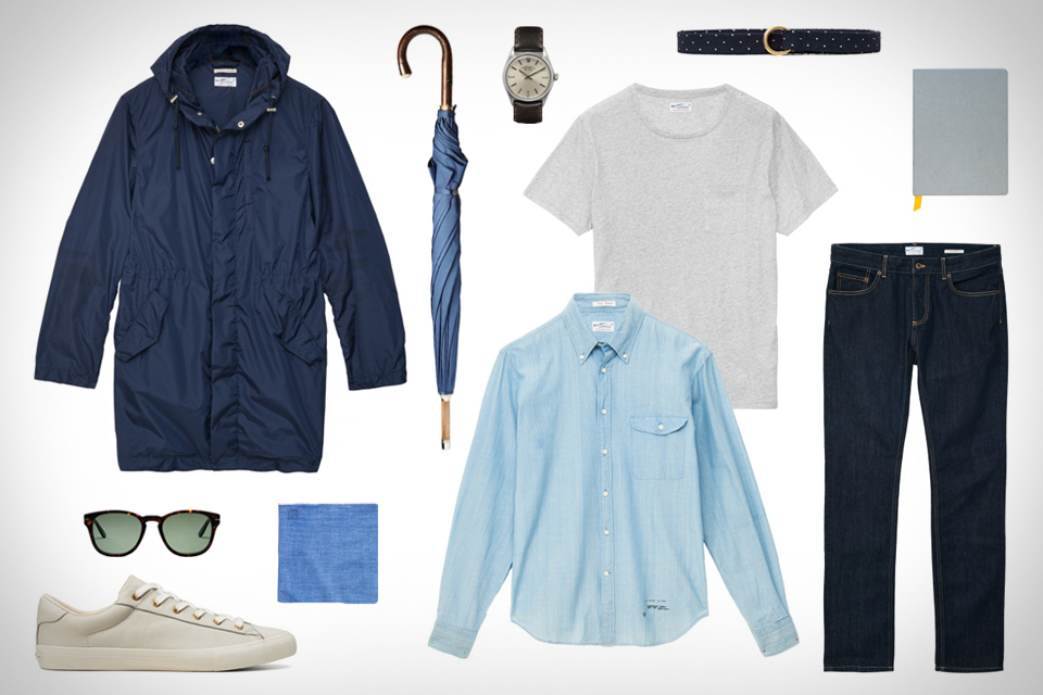 Garb: Scattered Showers