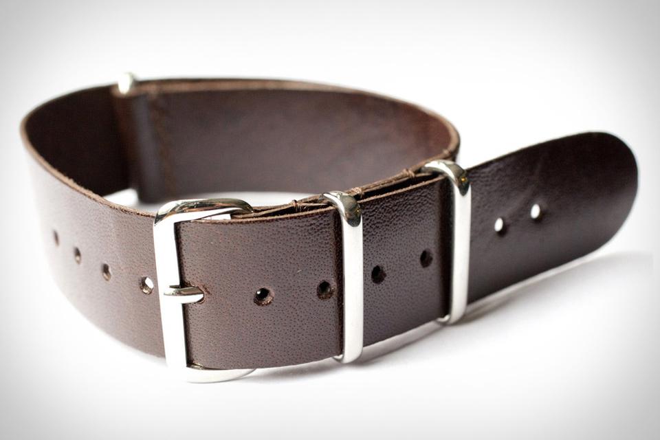 Hodinkee Kangaroo NATO Watch Strap