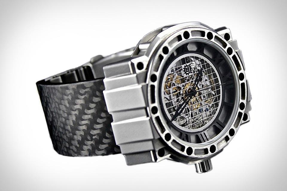 Refined Hardware Atlas Steel Watch